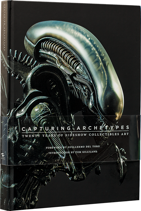 Sideshow Capturing Archetypes Book